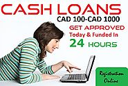 Cash Today With Easy Online Process through Installment Loans in Canada