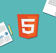 Learn html5 Blog Frontend