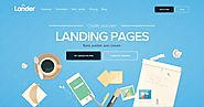 Landing Page: Create, Publish and Optimize for Free | Lander