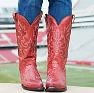 Women's Red Cowboy Boots - Best Reviewed Cowgirl Boots in 2016