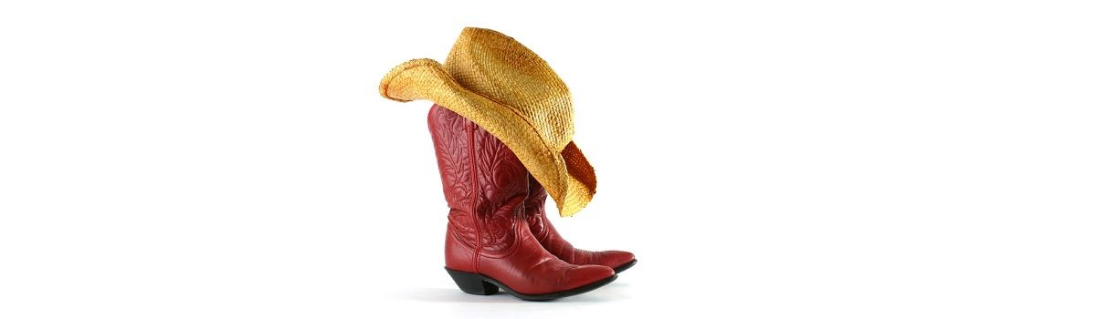 Headline for Best Reviewed Women's Red Cowboy Boots for 2016