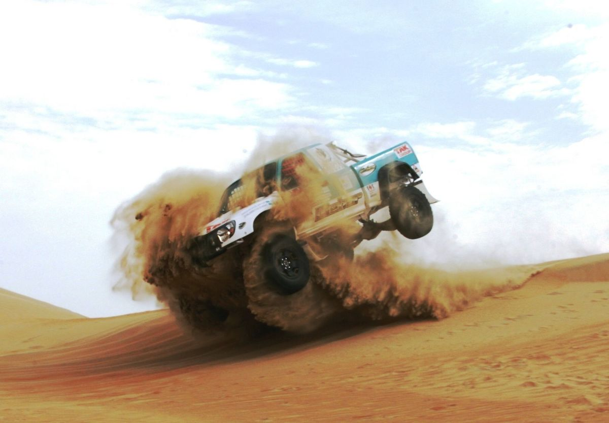 Headline for Essential kit for off-roaders in Abu Dhabi – tips to be mindful of