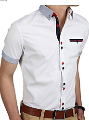 Find Slim Fit Tourwin Men's Formal Shirts!