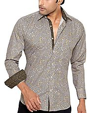Mens Printed Formal Shirts: Specific Style and Cool Look
