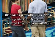 Teenage Love Problem Solution
