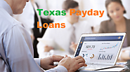 Texas Short Term Payday Loans Receive Cash Directly From Your Bank Account