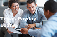 Texas Payday Loans - Help You Get Money For all your financial difficulty