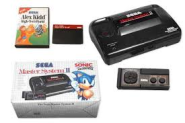 video games & consoles- sega master system, N.E.S