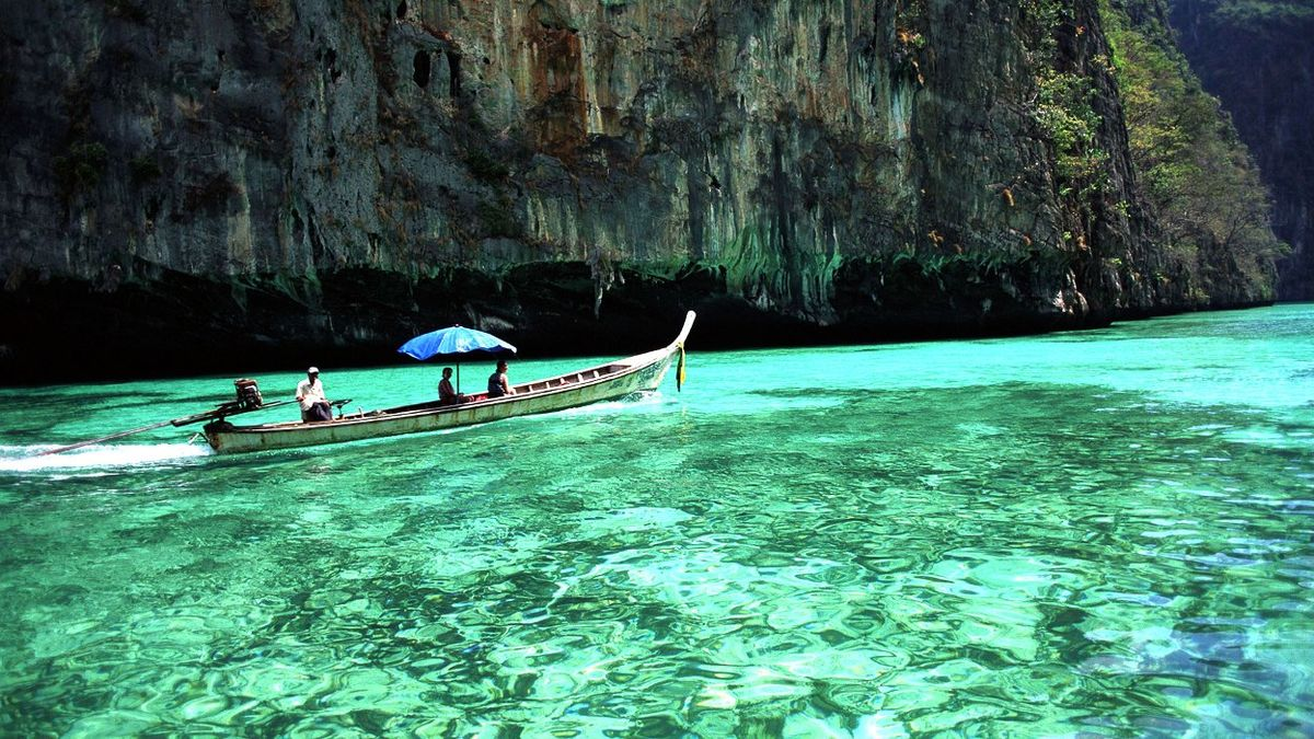 Headline for Natural Attractions in Krabi – Discover Thailand