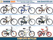 complete bicycles