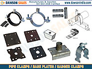 pipe clamps channel accessories
