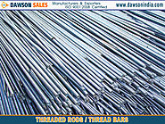 threaded rods bars