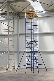 How Is Mobile Scaffold Different From Normal Scaffold?