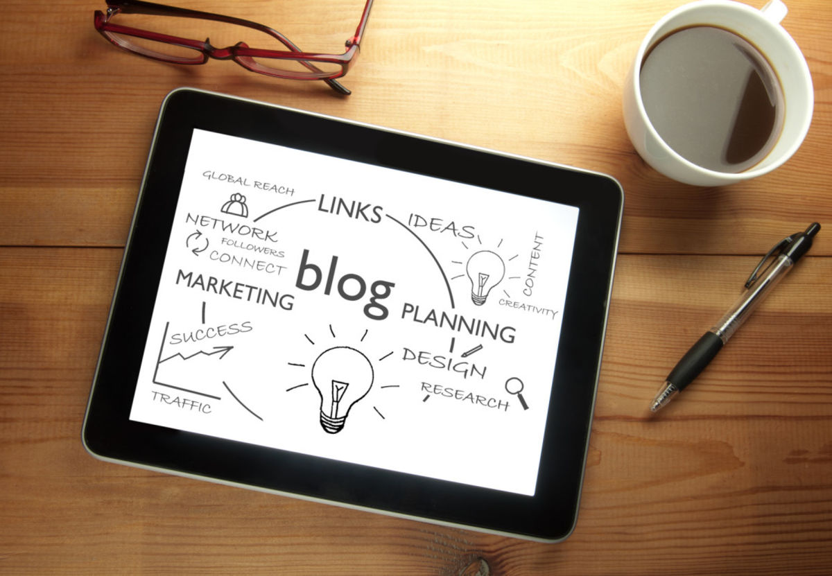 Headline for 5 Excellent Tips for Growing Your Business Blog