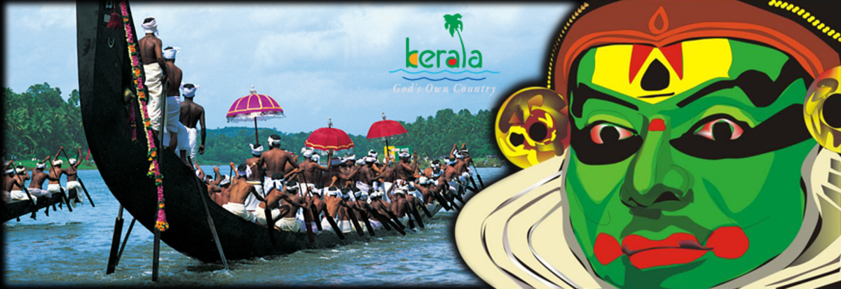 Headline for Top 5 Heritage Hotels of Kerala
