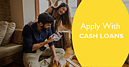 Apply With Cash Loans Bad Credit And Meet Short Term Requirements Via Online