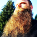 Tim Shinn - Hot-sauce flavored Beardtastic Man