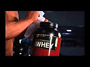 Optimum Nutrition - Gold Standard 100% Whey Protein (official)