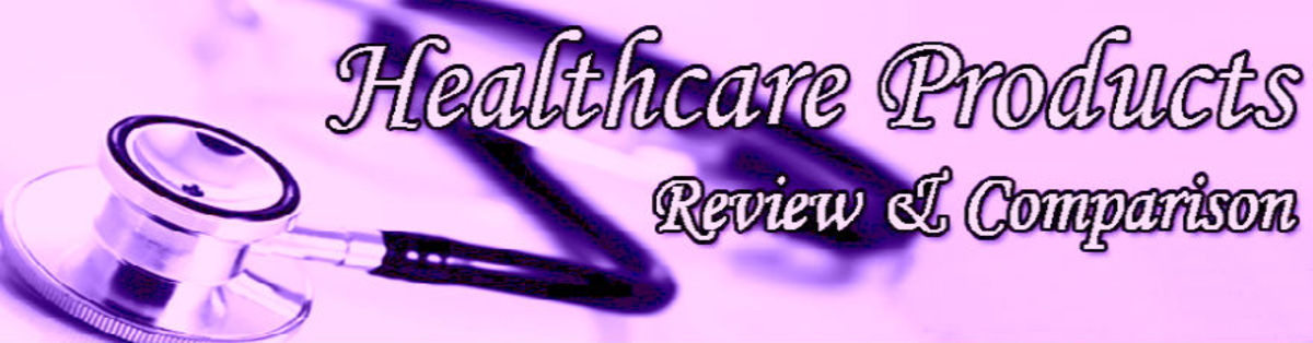 Headline for Online Healthcare Products