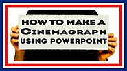 How To Make A Cinemagraph Using PowerPoint Free Template