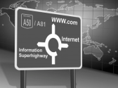 traffic jam on the information superhighway