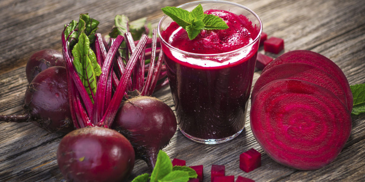 Headline for Tasty & Nutritious Juice Recipes with Beetroot