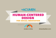 Human-Centered Design Learning and My Journey