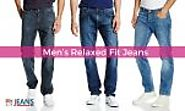 Craving of Craziest Chic! - Men's Relaxed Fit Jeans