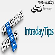 Best Intraday Trading Tips India - Moneycontrol Tips