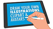 Draw Your Own Illustrations, Clipart & Avatars