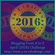 Reflections on A to Z Challenge - Lisa Vooght