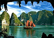 Bask in the serenity of Halong Bay
