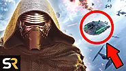 10 Secret Star Wars Scenes You've Never Seen