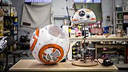 Star Wars BB-8 Droid Replica 2.0!