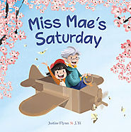 Children's Book Review, Miss Mae's Saturday
