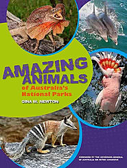 Children's Book Review, Amazing Animals of Australia's National Parks