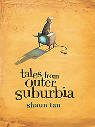 Children's Book Review, Tales from Outer Suburbia