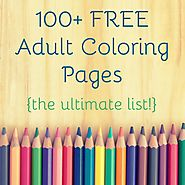 The Ultimate Guide to Free Coloring Pages - diycandy.com