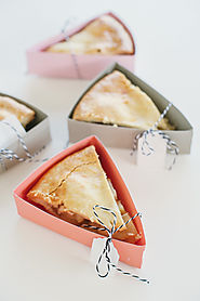 Printable Pie Box • A Subtle Revelry