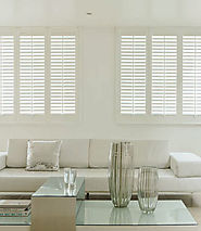 Designer Shutters by Creative Curtains