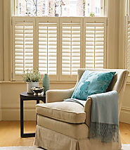 Bespoke Wooden Shutters by Creative Curtains