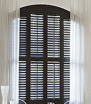 Creative Wooden Shutters at Creative Curtains