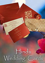 Hindu wedding cards | IndianWeddingCards |
