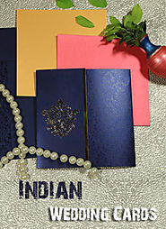 Indian Wedding Cards | Indian Wedding Invitations | Unique Wedding Invitations