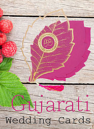 Gujarati Wedding Cards | Gujarati Kankotri | IndianWeddingCards