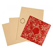 Designer Wedding Cards | CD-1582 | IndianWeddingCards