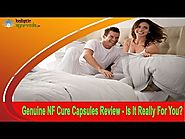 Genuine NF Cure Capsules Review - Is It Really For You?