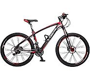 T9 Carbon Fiber Mountain Bike 17 X 26 Inch XCD 30 Gears Vs 6.0 Air Lock Out Fork M335 Mineral Oil Hydraulic Brakes
