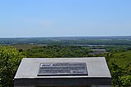 Scenic Overlook: Just off KS- 177 outside of Manhattan.