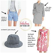 Gingham for Grown-Ups, 10 Ways to Wear It